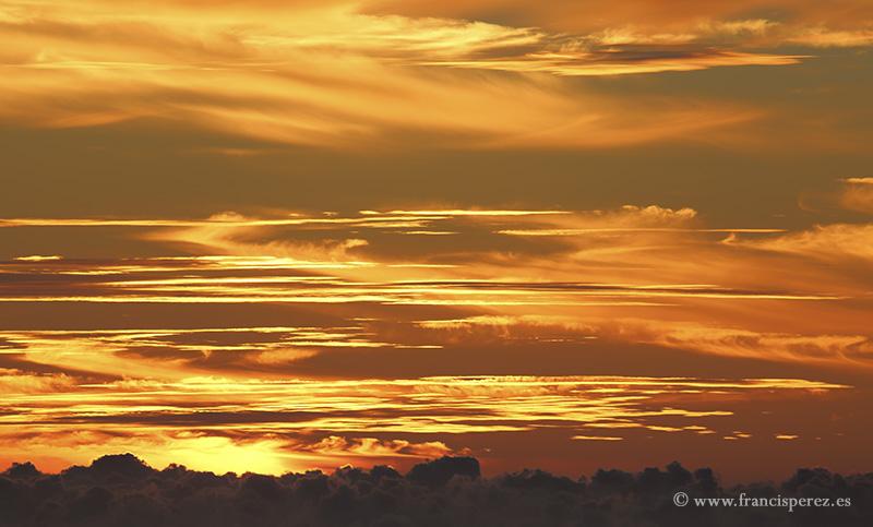 4_28 SUNSET. LA PALMA. CANARY ISLANDS