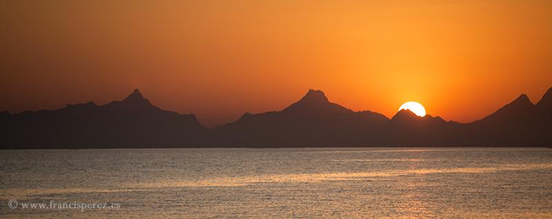 4_47 SUNSET. RED SEA